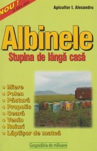 Albinele Stupina Langa