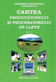Cartea Producatorului Si Procesatorului De Lapte