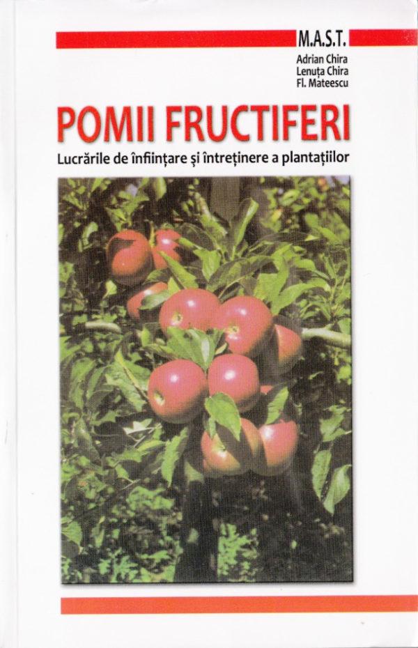 Pomi Fructiferi, Lucrari de Infiintare