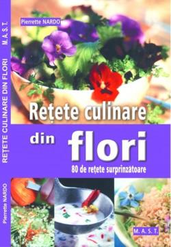 Retete culinare din flori