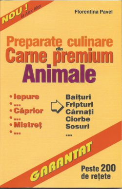 preparate culinare animale