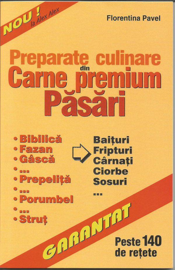 preparate culinare pasari