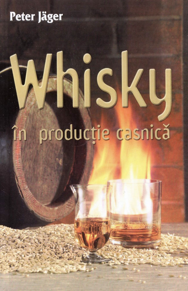 Whisky in productie casnica editura m a s t for Plante whisky